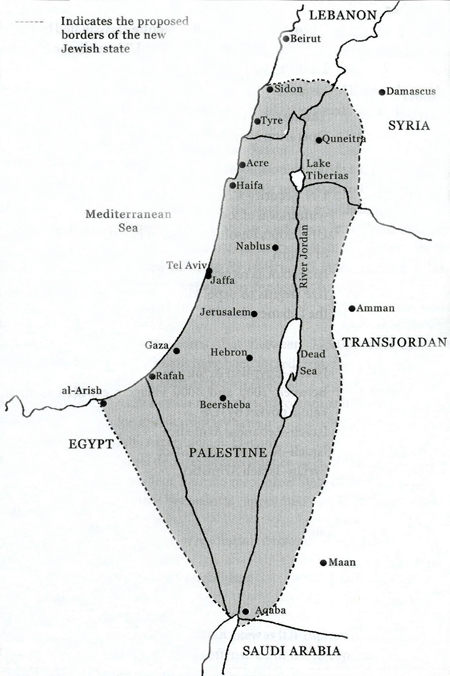 Israel and Palestinians need a one-state solution